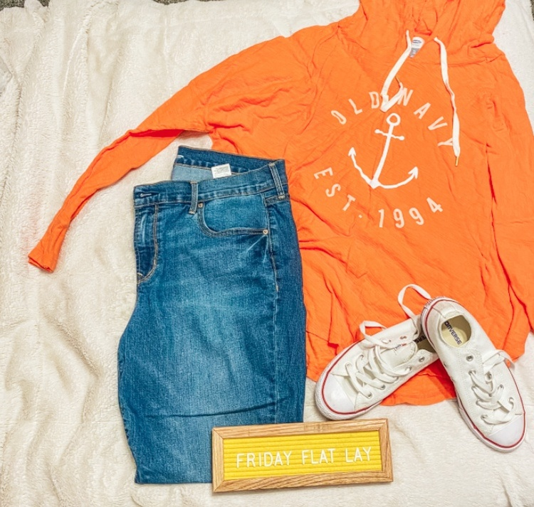 Look by Abby Hershberger featuring Chuck Taylor(R) Low Top Sneaker