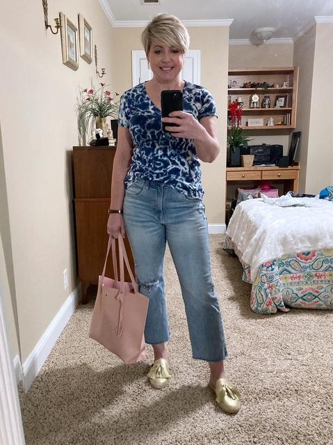 Comfy jeans #ShopStyle #MyShopStyle #springstyle #denim