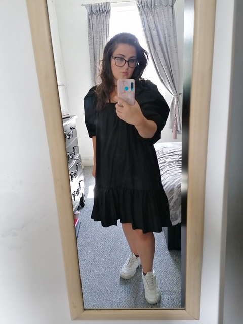 ly £14.99. I styled it with chunky trainers for an model off duty look. #MyShopStyle #Petite #ShopStyle #summer #thatH&Mdress