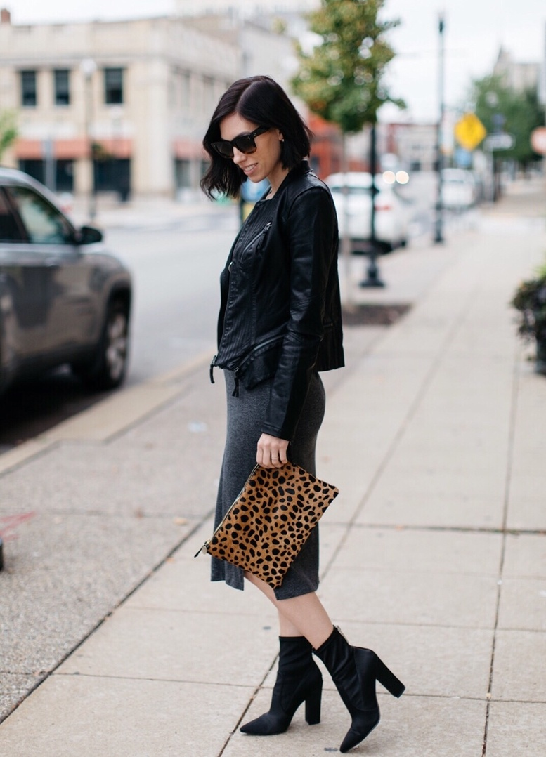 Fashion Look Featuring Dolce Vita Boots