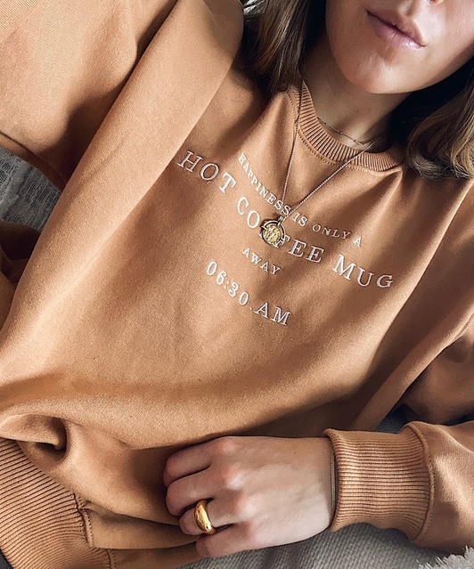 Casual weekend details ☕️ #myshopstyle #mystyle #autumnstyle #weekendvibes #neutraltones