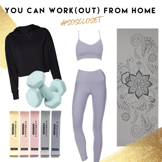 You Can Work(out) From Home