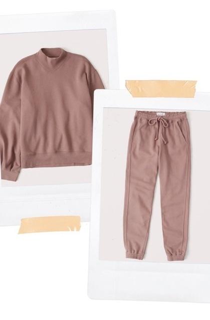 hingsets #coordsets #loungewear #athleisurelooks #matchingsets #sweatshirt #loungesets #fallwinterfashion #2020 #2021 #onsale