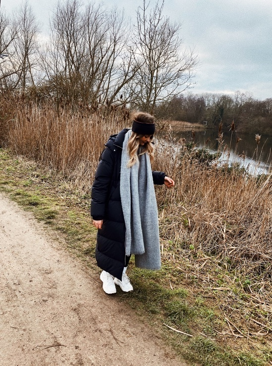 Winter Walk Essentials: The Puffer Coat