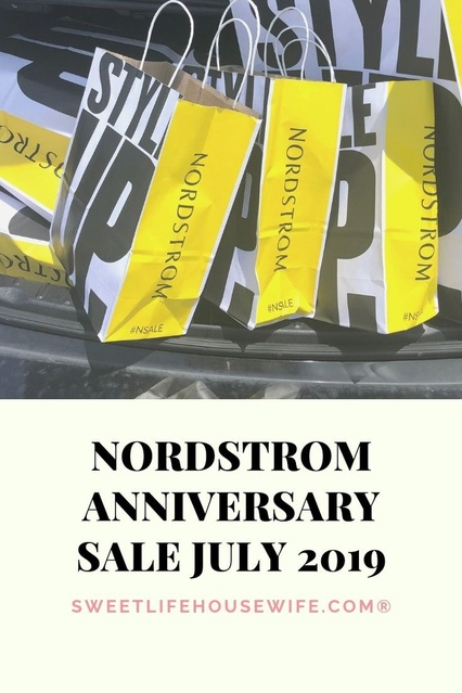 Top picks from the Nordstrom Anniversary Sale July 2019