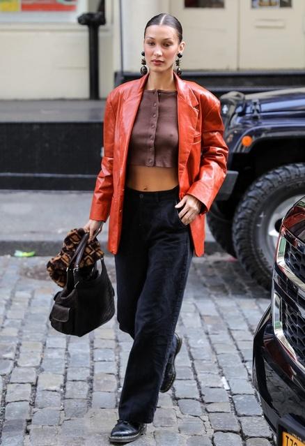How to dress like bella hadid on a budget #bellahadid #copyherstyle #streetstyle #lookbook #grungefashion #fashion