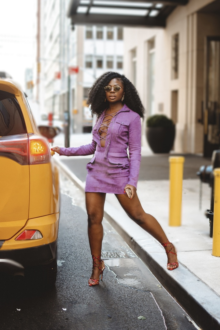 Look by Niké Ojekunle featuring Aldo Strap Leather Heeled Sandal