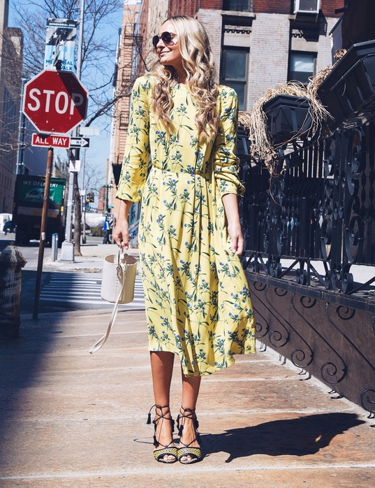 Style Guide: Spring Dress To Impress