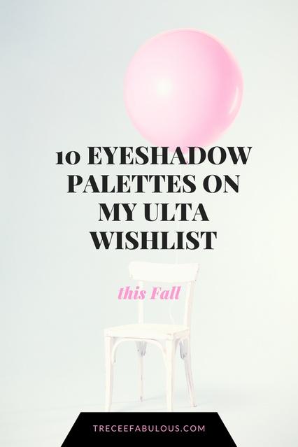 Ulta Eyeshadow Palettes on my wishlist  #ShopStyle #Beauty #MyShopStyle #Flatlay #Holiday