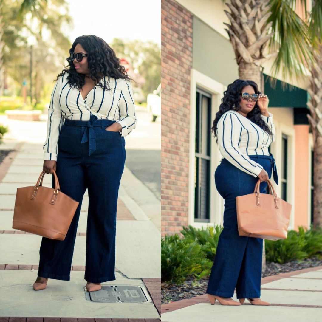 Casual and Chic #shopthelook #ShopStyle #SpringStyle #plussize #plussizefashion