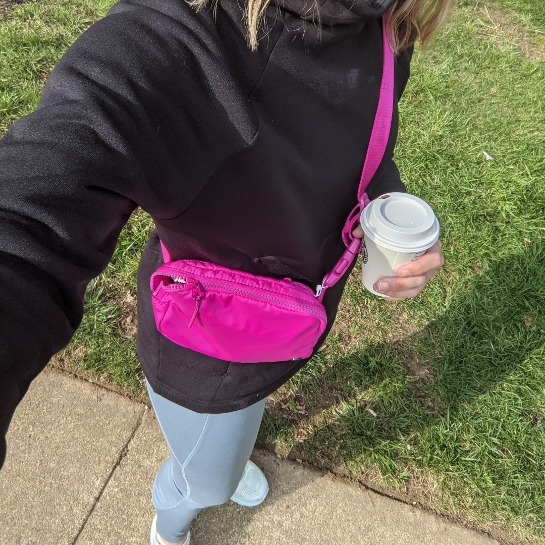 Look by LifeOutofCamo featuring Everywhere Belt Bag *1L