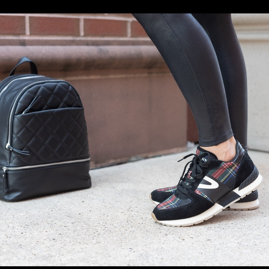 Fashion Look Featuring Tretorn Sneakers