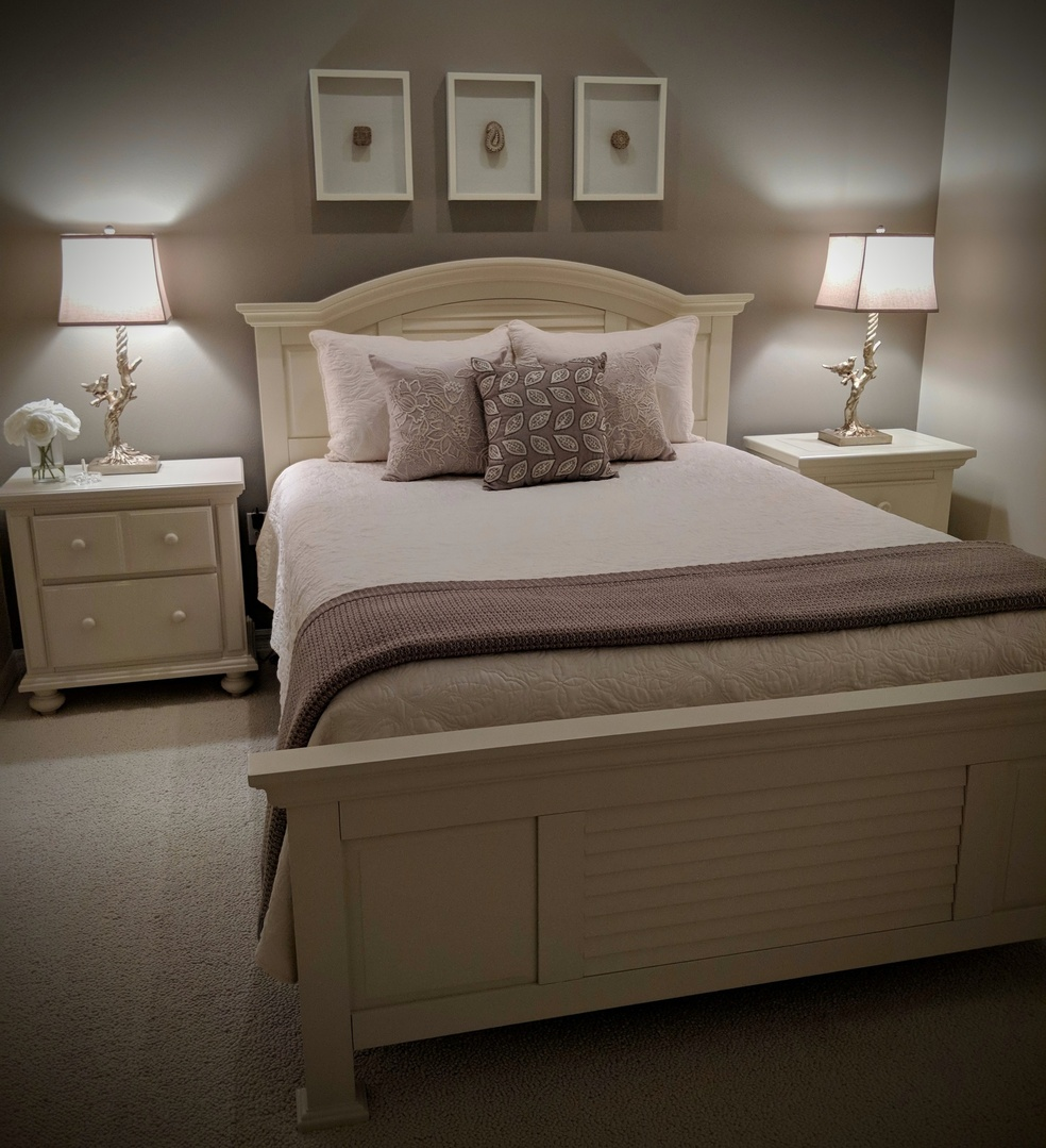 Image of: Fashion Look Featuring Paula Deen Bedroom Furniture And Fly London Table Lamps By Laveremis Shopstyle