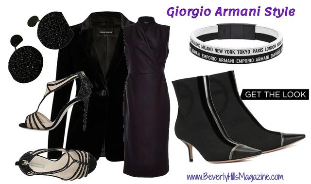 www.BeverlyHillsMagazine.com  #ShopStyle #Love #GiorgioArmani #Fashion #Style