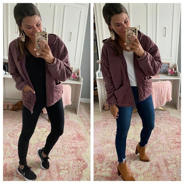 the tee and jacket. #justpostedblog #ShopStyle #shopthelook #MyShopStyle #OOTD #LooksChallenge #ContributingEditor #Lifestyle