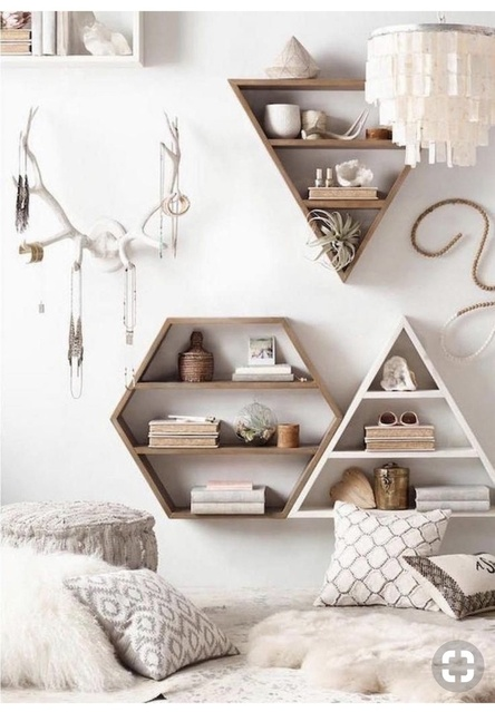 Wall shelving ideas #ad