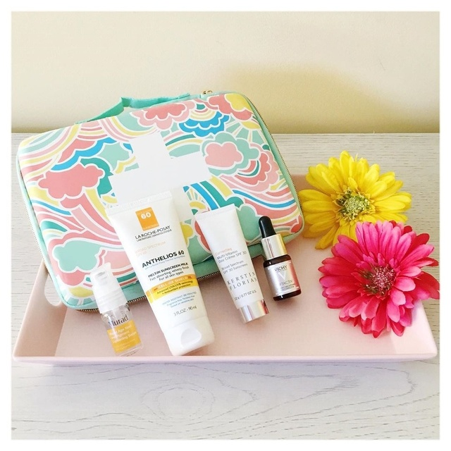 Summer Essentials for healthy, radiant skin! #ShopStyle #skincare #Beauty #Flatlay #MyShopStyle