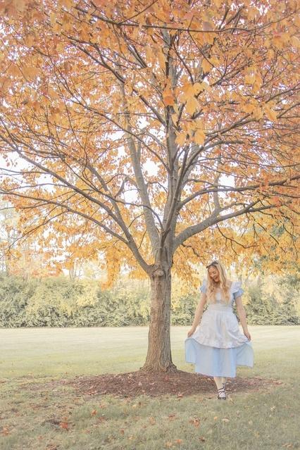 Wonderland costume! #shopstyle #myshopstyle #costume #halloweencostume #diycostume #whismical #pastelstyle #aliceinwonderland