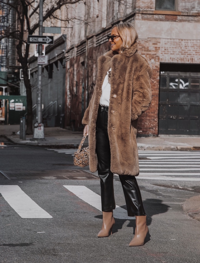 Style Guide: Fluffy Coat Round Up