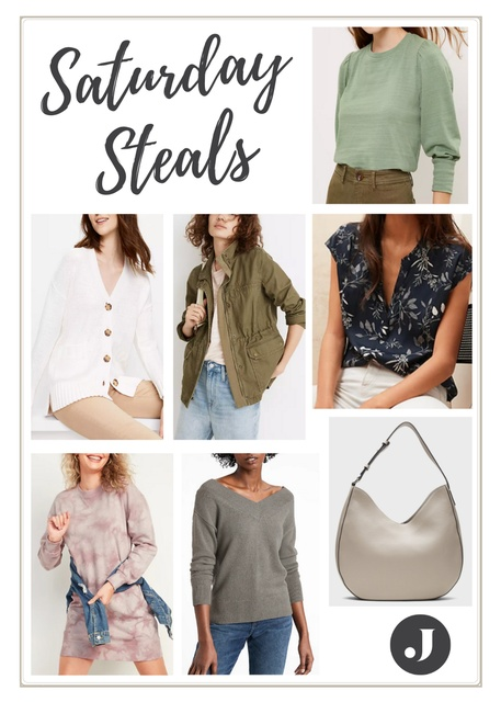 Some great sales on early spring styles happening this weekend!