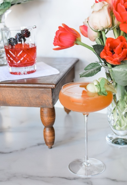 for the perfect wedding-inspired cocktails.   #loulousucre #loulousucrecocktails #lolamagazine #readlolamag #weddingcocktails