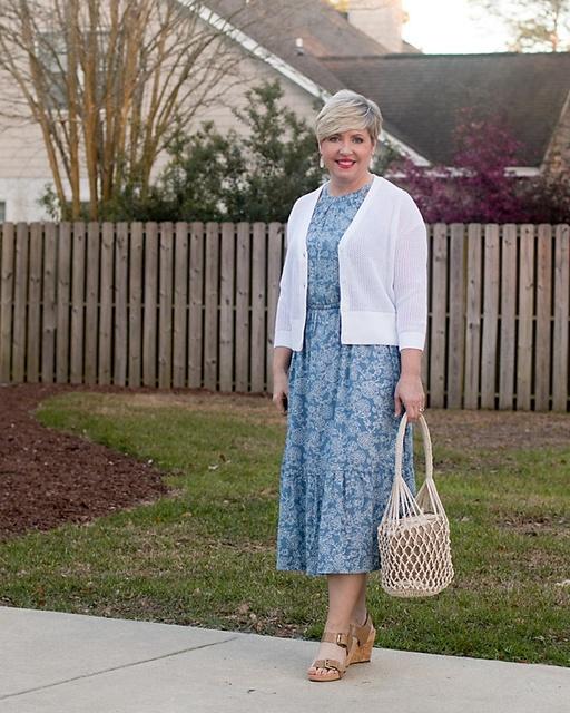 Spring to summer dressing #ShopStyle #MyShopStyle #summerstyle #springdress