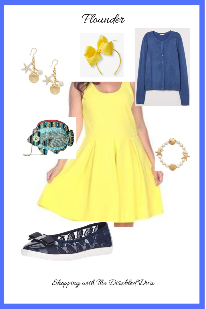Look by TheDisabledDiva featuring Hanna Andersson Really Big Ribbon Bow Headband