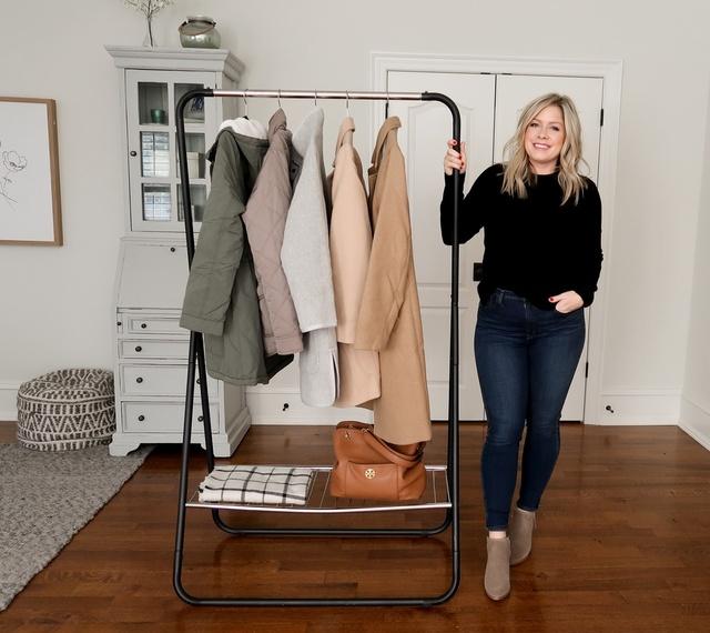 Trying on 5 versatile Winter coats  #MyShopStyle #ShopStyle