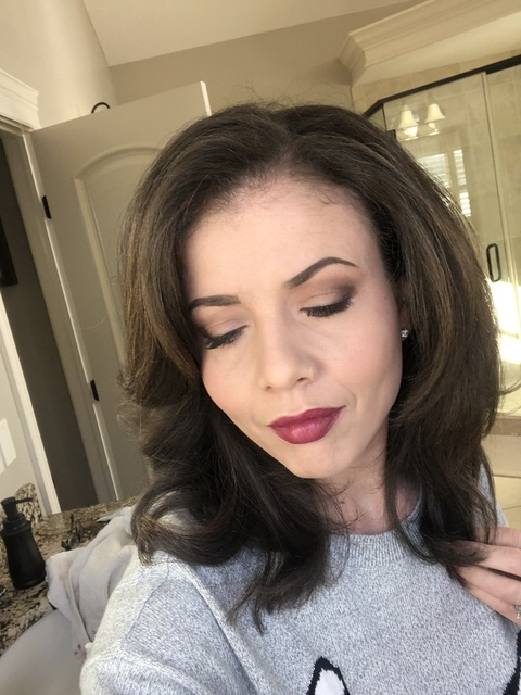 Makeup look with Make up forever Hd foundation and tarts eyeshadow