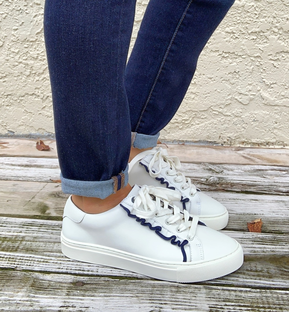 Featuring Tory Burch Sneakers