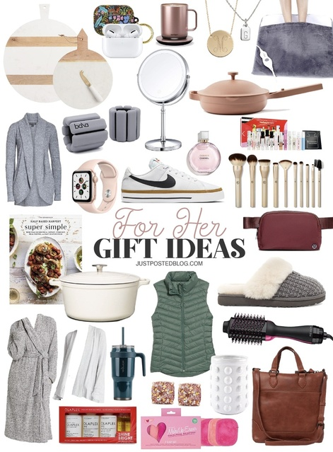 Christmas Gift Ideas for Her!