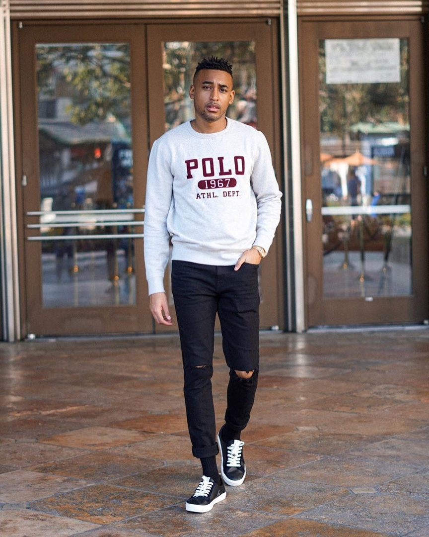Fashion Look Featuring Polo Ralph Lauren Teen Guys' Clothes and Polo Ralph Lauren Sweats & Hoodies by allenrobateau ShopStyle