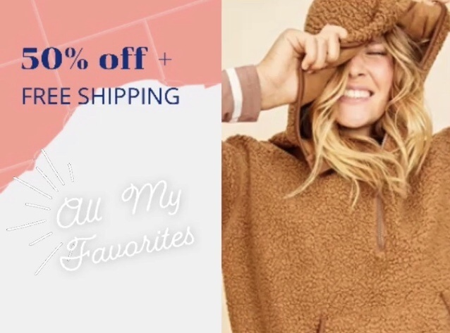 All of my favorite at Old Navy. Now on sale and free shipping!