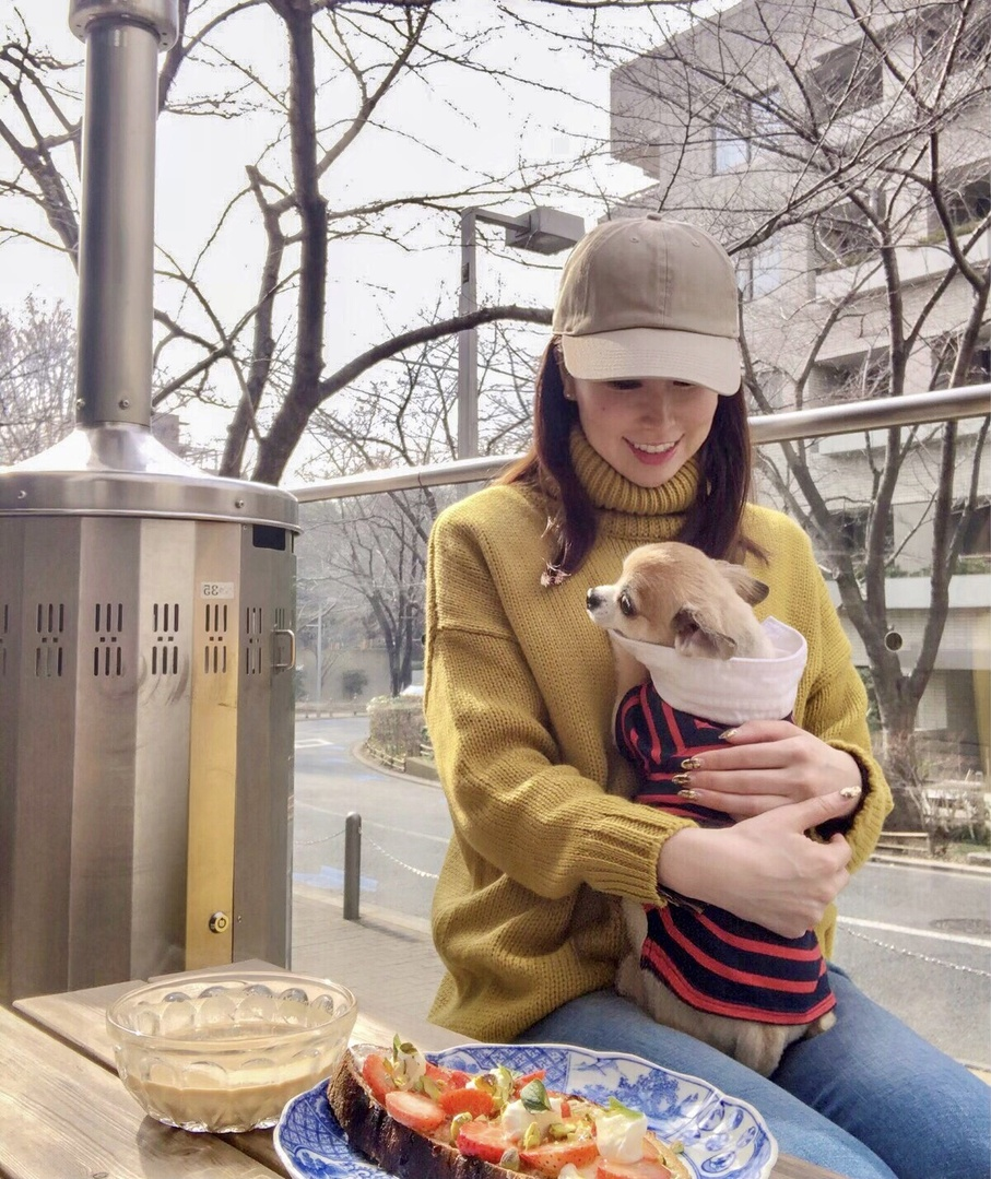 ood  #lifestyle #instafashion #instalike #spring #dog #cafe #sscollectivejp #sslooksjp #shopstylejp #shop #shopping #cute #PR