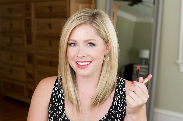 Sharing 9 of my favorite lipsticks in honor of National Lipstick Day!  #ShopStyle #Beauty
