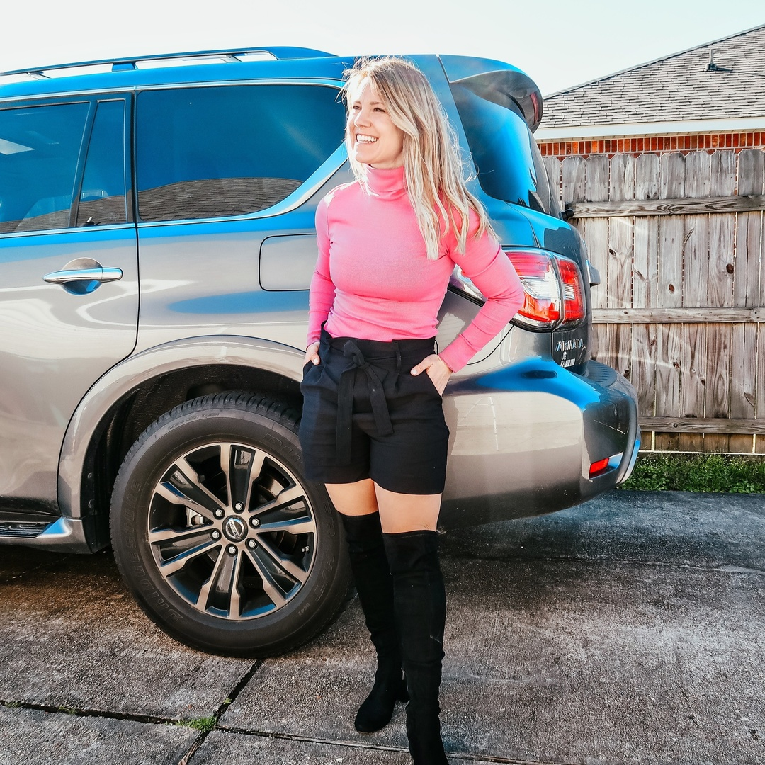 Look by Clair Cook featuring King Over the Knee Boot