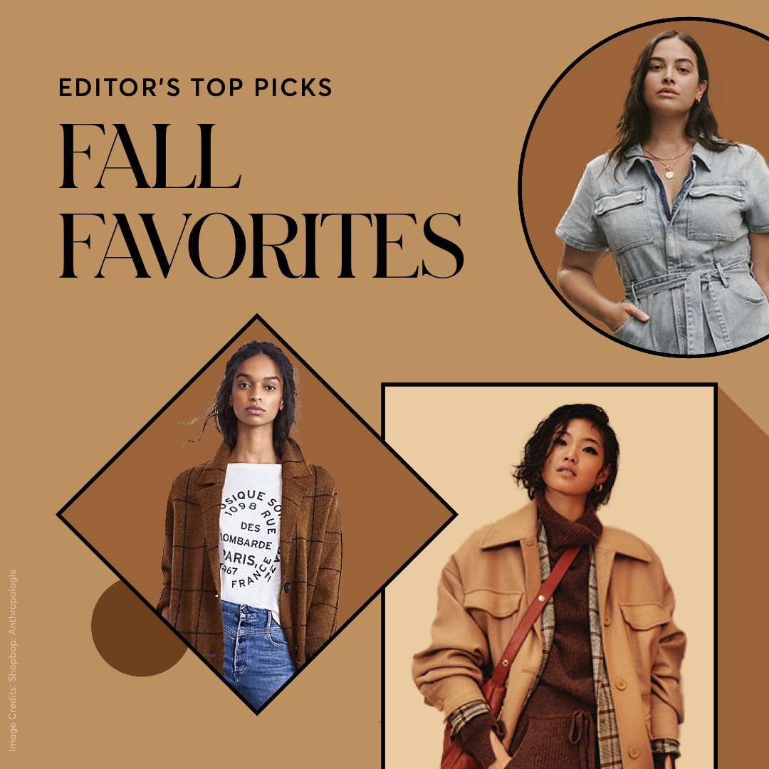 October's Top 50 Must-Shop Pieces