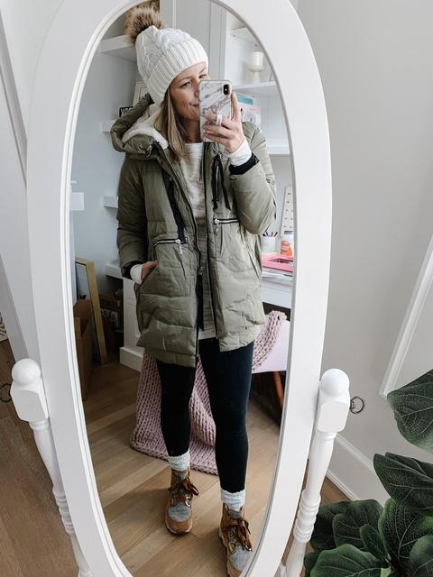 The coat is on sale for $112!! I was a hold out, but I'm a huge fan 🖤 Wearing XS. #MyShopStyle #ShopStyle #LooksChallenge