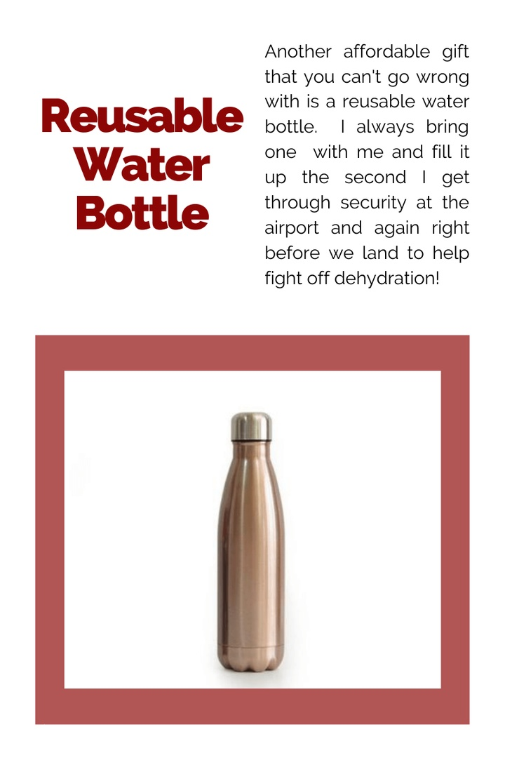 Look by Kristi Hemric featuring Contigo Matterhorn Couture Stainless Steel Hydration Bottle 20oz - White Marble