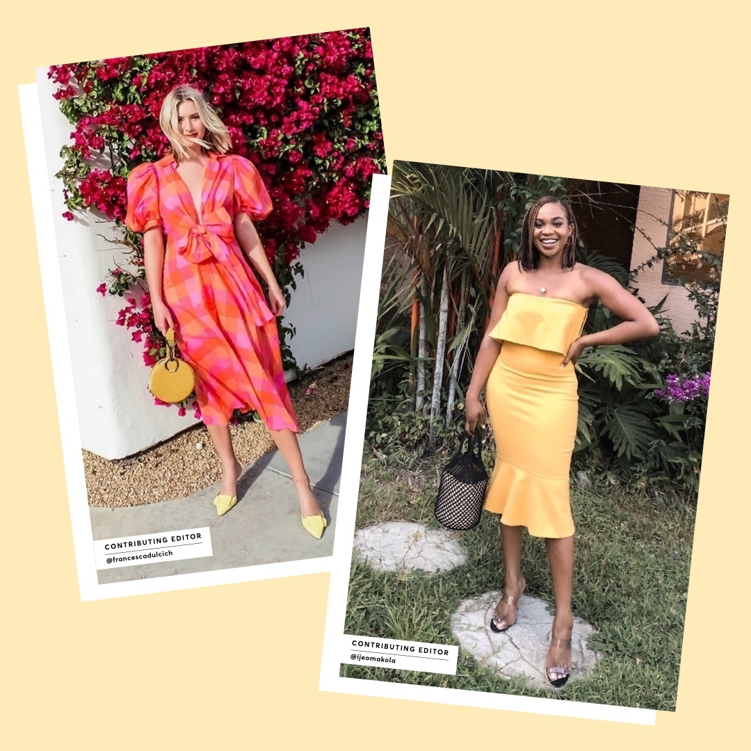 35c91ab0718 The Perfect Spring Dresses At The Perfect Prices