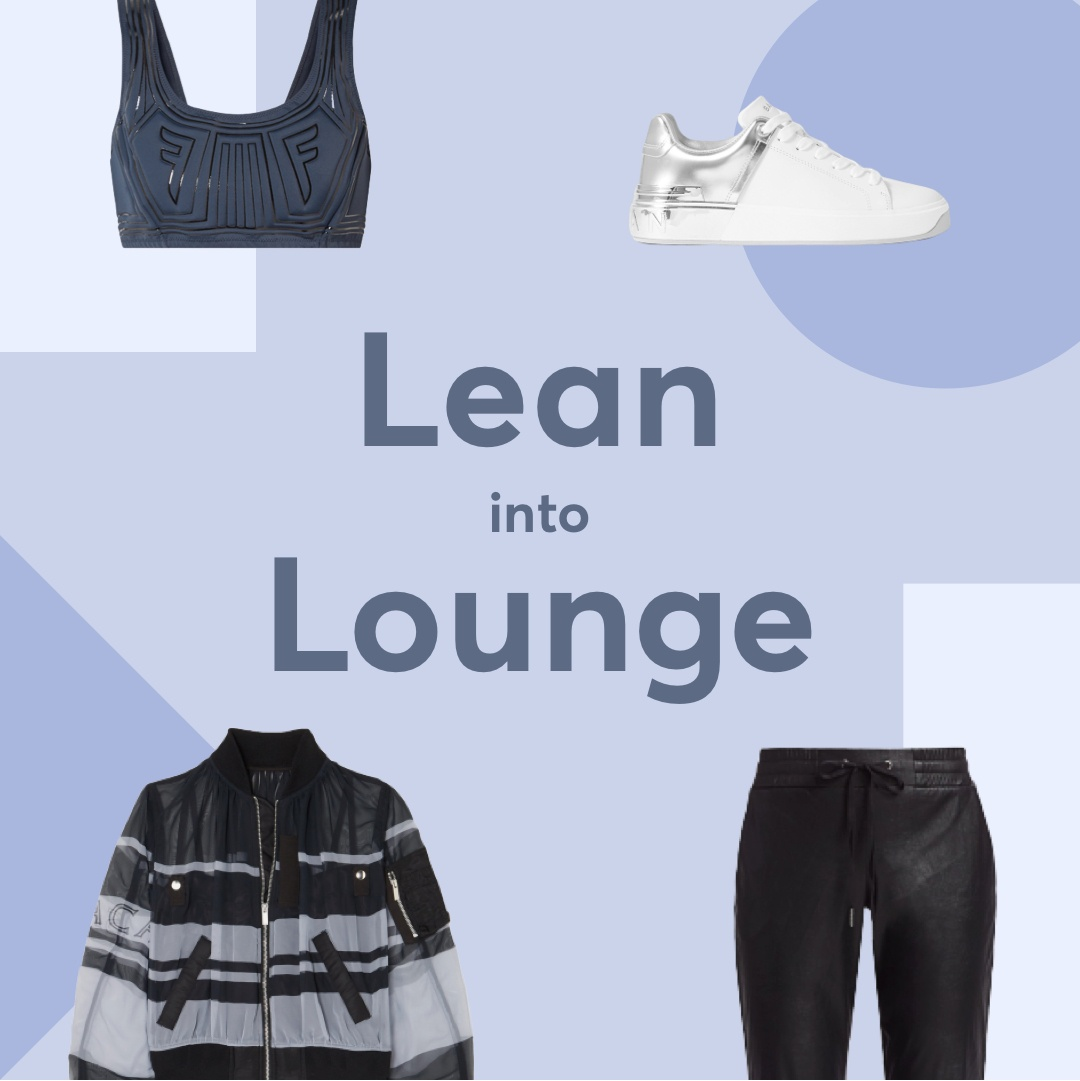 Lean Into Lounge With These Stylish Options
