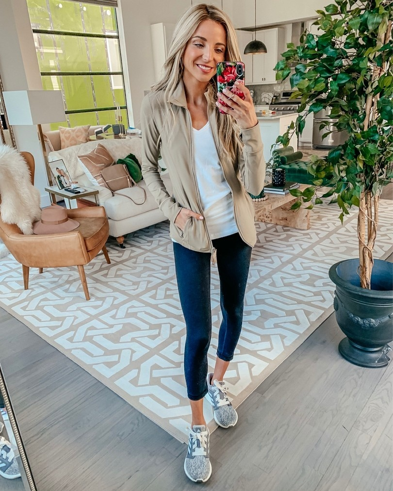Fashion Look Featuring adidas Sneakers