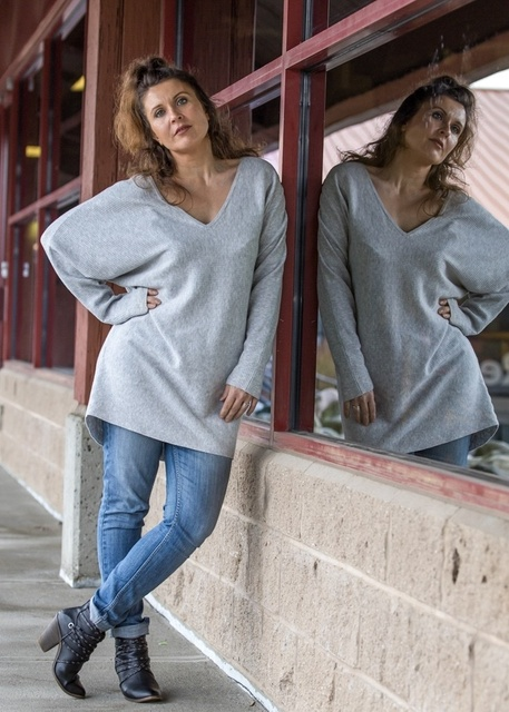 mple yet sophisticated look. This oversized sweater paired with jeans is one of my faves!  #ShopStyle #MyShopStyle #Lifestyle