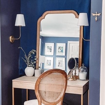 Bedroom nook transformation ✨