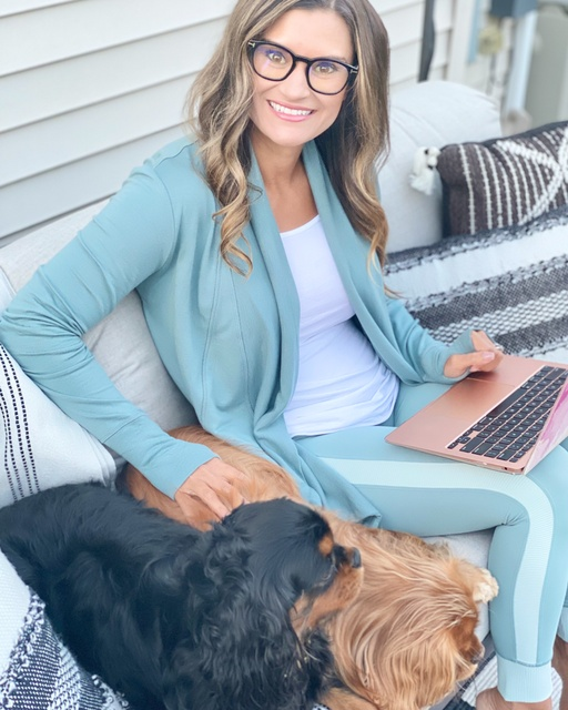 The best gear from @athleta for working from home #ad @ShopStyleCollective #powerofshe #athleta