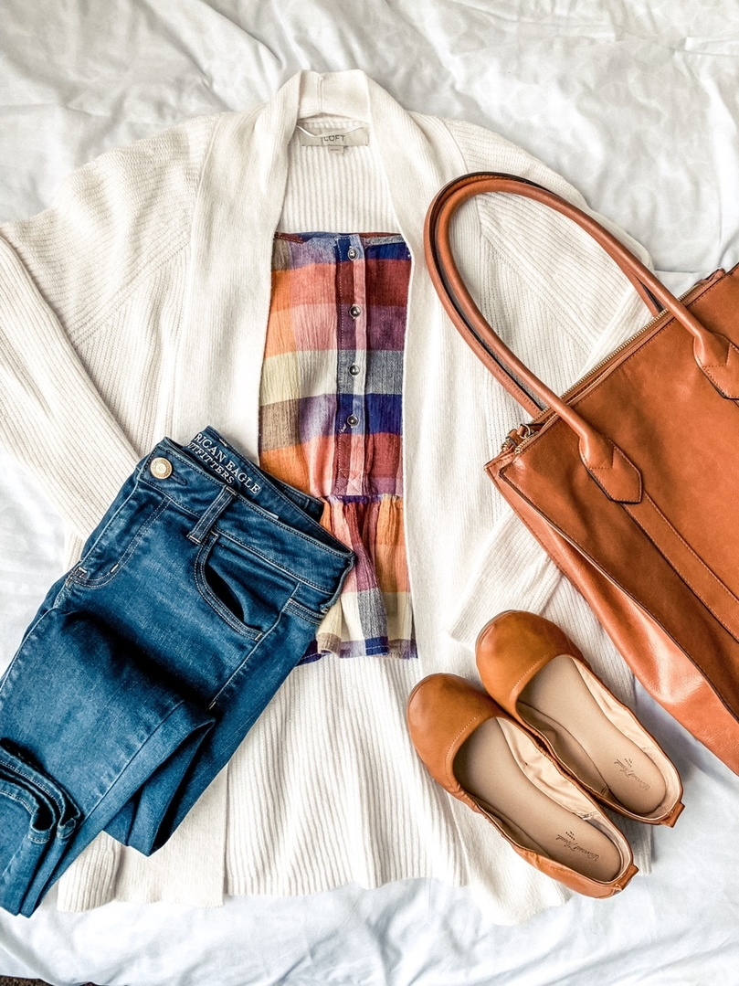 Fashion Look Featuring Universal Thread