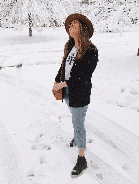 happiest in the snowfall :)  #ShopStyle #MyShopStyle #Winter #Holiday #Beauty #Lifestyle #TrendToWatch