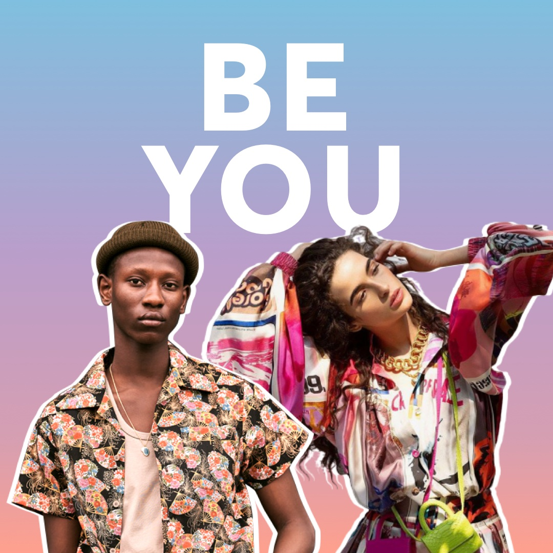 Express Yourself – Show Us Your True Colors