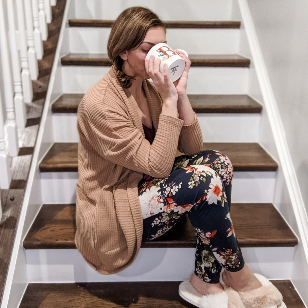 Look by LifeOutofCamo featuring Cocoon Cardigan
