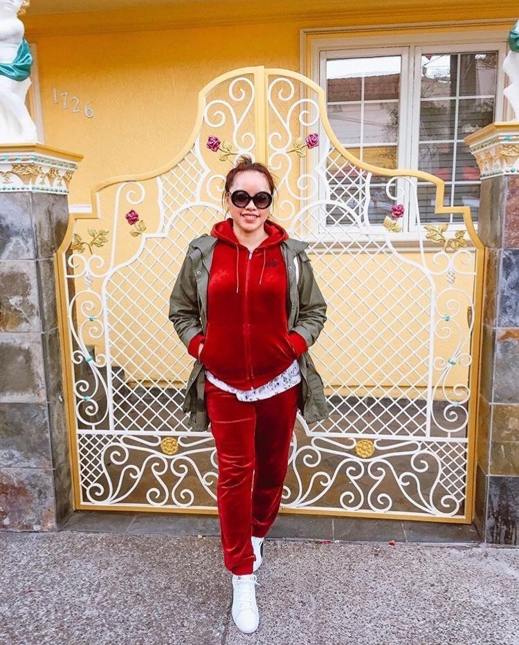 Fashion Look Featuring FENTY PUMA by Rihanna Activewear